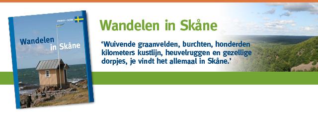 Skåne wandelgids